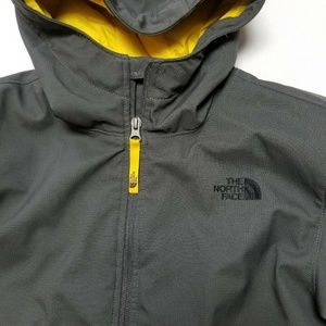 7dc66dd7f The north face jacket boys large 14/16 windwall